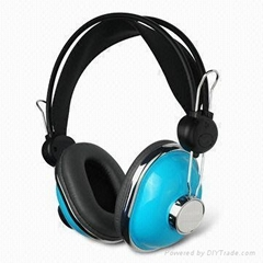 Manufacturing computer headset