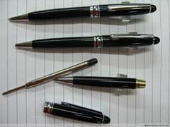 金屬圓珠筆