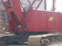 Sell Manitowoc used 300Ton Crawler Cranes 4100WS-III
