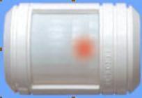 以色列risco瑞斯可防盗报警探测器双元红外幕帘RK308