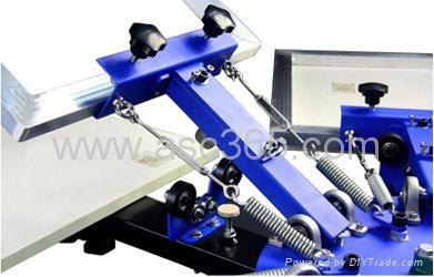 Screen Printing Press. 4-4 Screen Printing Press