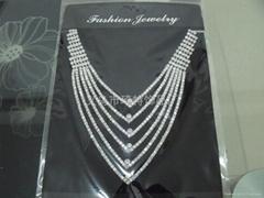 爪鏈項鏈 時尚飾品 新娘套鏈