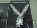 Claw chain chain necklace fashion jewelry bridal sets 3