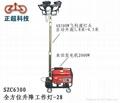 SZC6300昇降工作燈