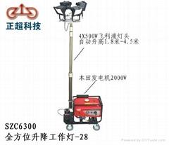 SZC6300升降工作灯