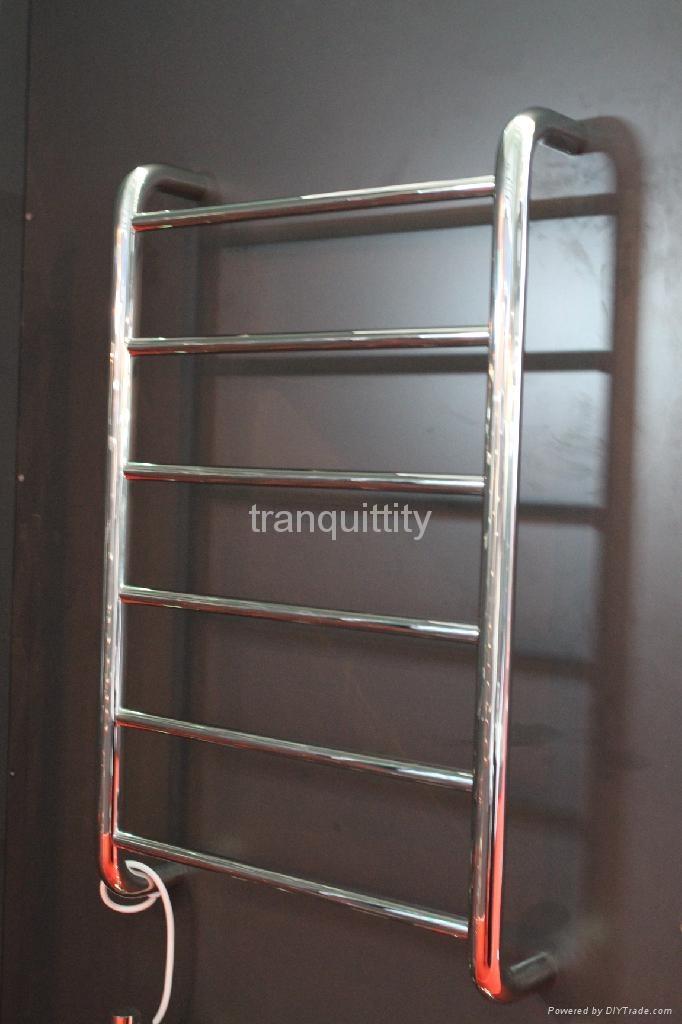 酒店专用不锈钢电热毛巾架 1