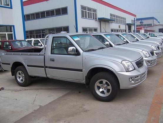New model pickup truck 1