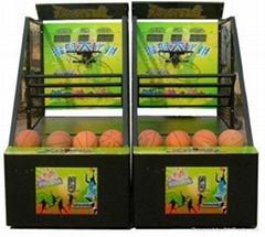 北京奧銳儿童籃球機