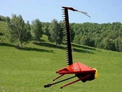 Mower, gather grass machine