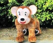 特价大憨熊毛绒小动物电瓶玩具车1350元 1