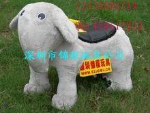 特价毛绒动物童车1350元