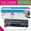Black HP CE278A original oem toner cartridge