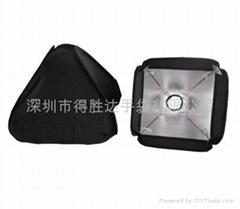 40*40CM fold hot shoe soft box