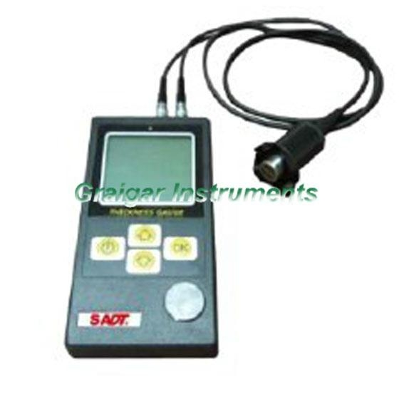 SA50 Ultrasonic Thickness Gauge