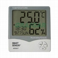 AR807 Digital thermometer Humidity & Temperature Meter