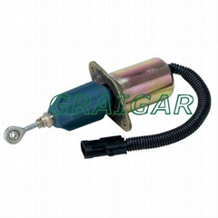 Cummins Flameout solenoid 3935649