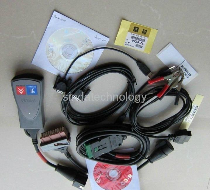 Lexia-3 PP2000 Diagbox V5.02 2