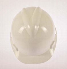 PE Safety Helmet head protection with CE