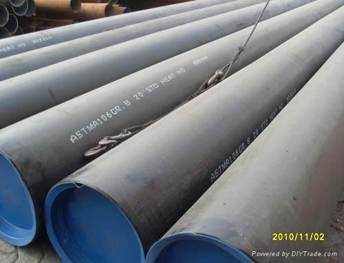 seamless steel tube astm a106 4