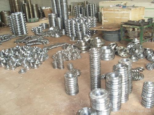 pipe fittings: elbow,tee,reducer,bend flange 3