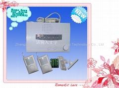 Saving Cost Burglar Alarm SystemsSC-398