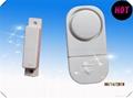 Door alarm. Door sensor. Door detector. Door magnetic sensor 3