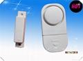 Door alarm. Door sensor. Door detector. Door magnetic sensor 4