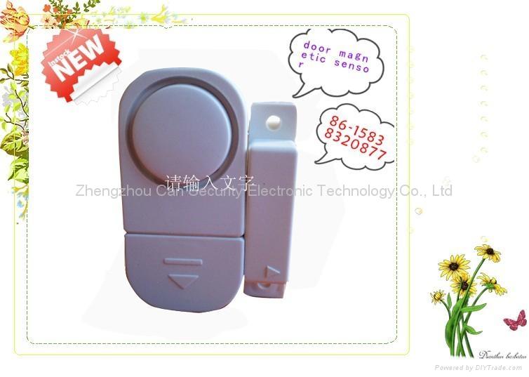 Manufacturer Door alarm. Door sensor. Door detector. Door magnetic sensor 2