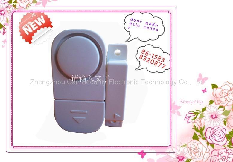 Manufacturer Door alarm. Door sensor. Door detector. Door magnetic sensor 3