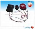 Moto /elec car burglar alarm system 4