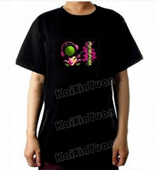 sound activated t shirt