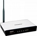 4 eternet ADSL2+ Modem wiht WIFI