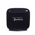 VDSL2 4-port FE (2*2) 11n USB2.0 wireless router. 1