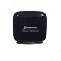 VDSL2 4-port FE (2*2) 11n USB2.0 wireless router.
