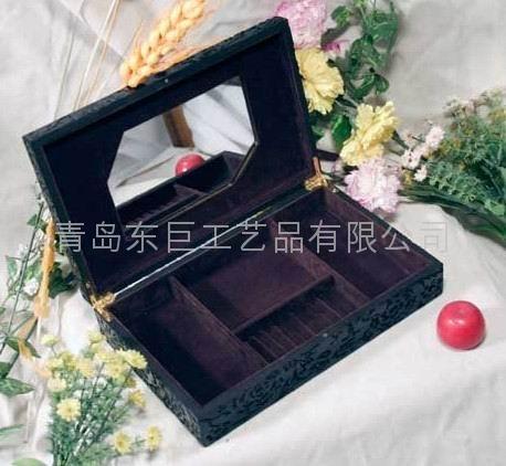 木製首飾盒 2