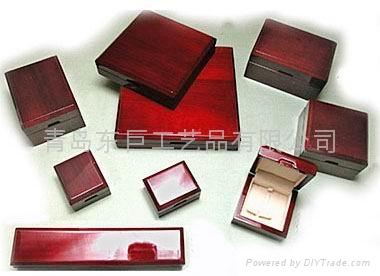 木製首飾盒 1