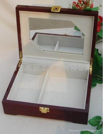 木製首飾盒 4