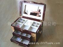 木製首飾盒 5