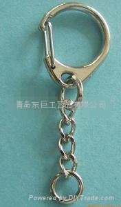 锌合金钥匙链 2