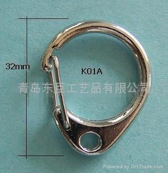 锌合金钥匙链 3