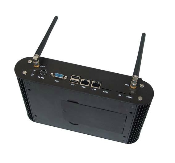 NORCO BIS-6552 X86 based Embedded multiple network transmission system 2