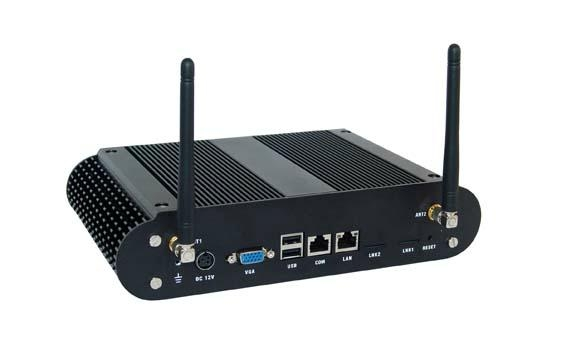 NORCO BIS-6552 X86 based Embedded multiple network transmission system 3