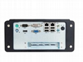 NORCO BIS-6592DV Fanless Embedded PC with Multiple Ethernet ports and DVD Drive 3