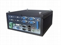 AFC-6574 Fanless Embedded Computer with