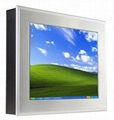 NORCO PPC-3315HX Intel Atom N270 based 15″LCD panel PC with Touch Screen 1