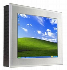 NORCO PPC-3315HX Intel Atom N270 based 15″LCD panel PC with Touch Screen