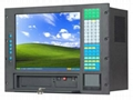 RWS-858 8U Integrated LCD Workstation
