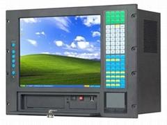 RWS-858 8U Integrated LCD Workstation