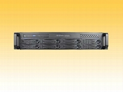 NS830 2U NAS+ISCSI Mode Storage Array with 8 HDD Trays