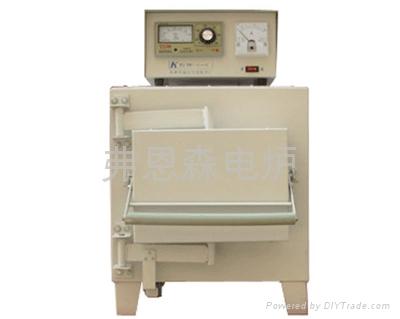 1000℃箱式电炉 1